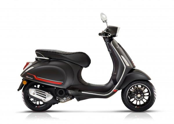 Vespa Sprint S - Grigio Titanio