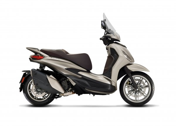Piaggio Beverly S 300 ABS ASR