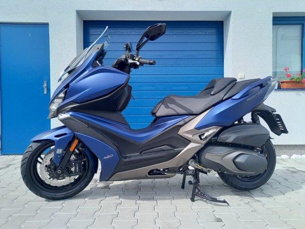 Piaggio Medley S RST 2020 125 ABS bílá