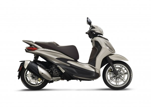 Piaggio Beverly 350 ABS ASR
